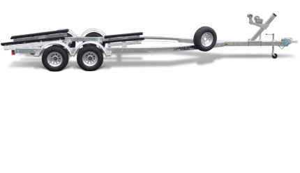Load Rite Galvanized Tandem Axle SA® Bunk