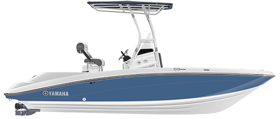 Yamaha Center Console Boats