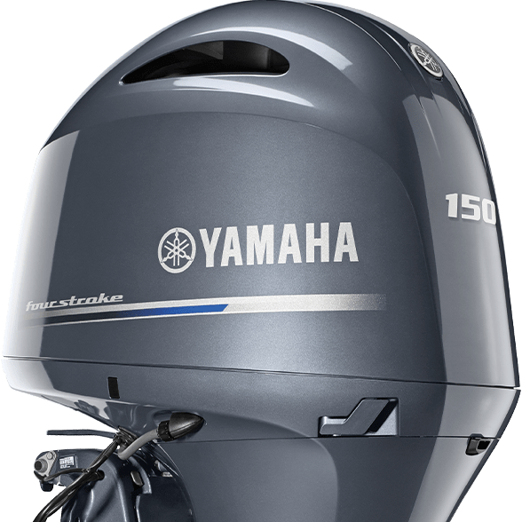 Yamaha Engine F300XCA