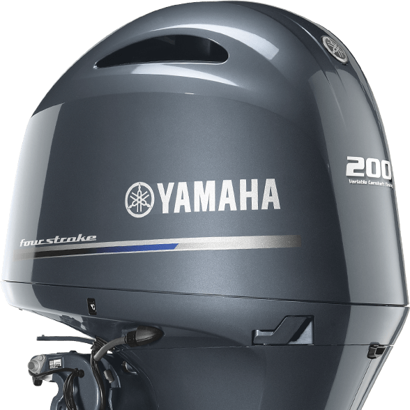 Yamaha Engine F200LB