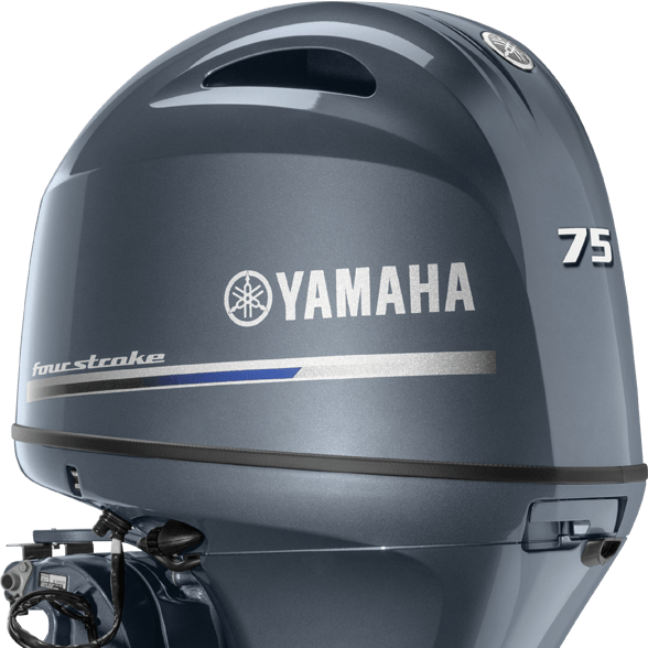 Yamaha Engine F75LB