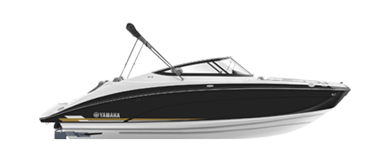 Bayside Jet Drive 21-ft boat 212 Limited