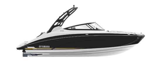 Bayside Jet Drive 21-ft boat  212 Limited S