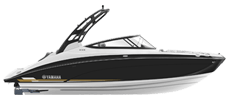 Bayside Jet Drive 21 Foot Boats