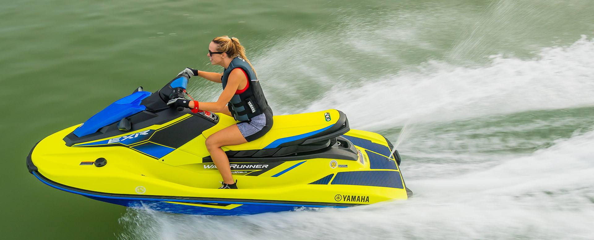 EXR Lightweight Watercraft