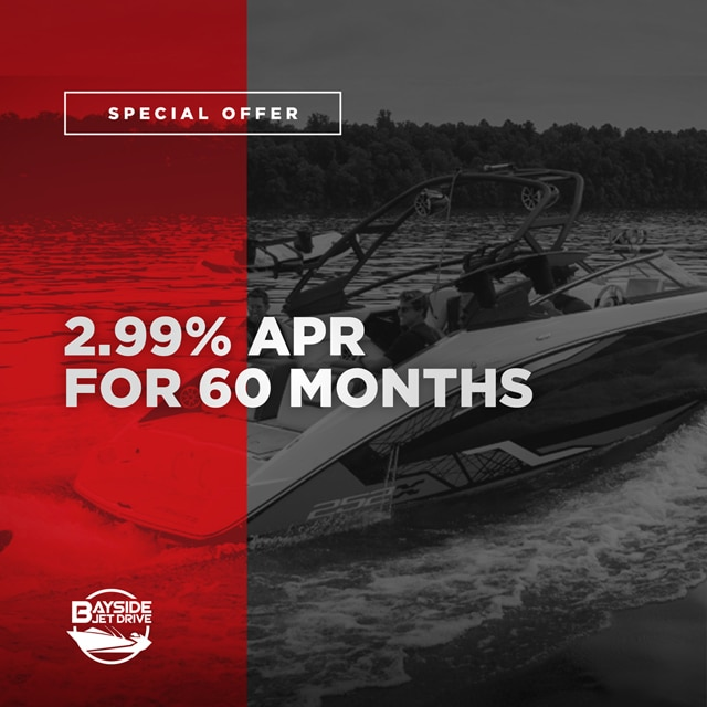 Yamaha Boats Offer 2.99 percent APR FOR 60 MONTHS