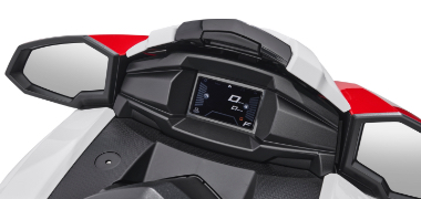 4.3″ Connext® Helm Control With Multi-Color LCD Display